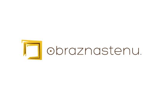 Obraznastenu.sk logo