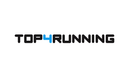Top4running logo