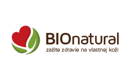 BioNatural.sk logo