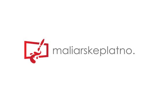 Maliarskeplatno.sk logo