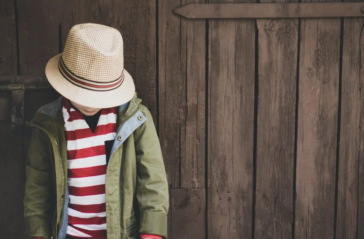 Veľkosti detského oblečenia