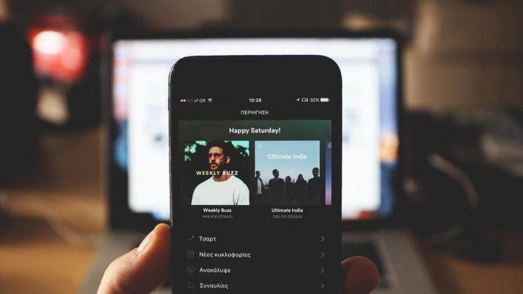 Spotify cena